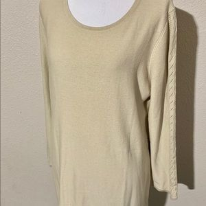 Shalie, Tunic Pullover